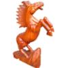 Tượng ngựa phong thủy bằng gỗ giá rẻ