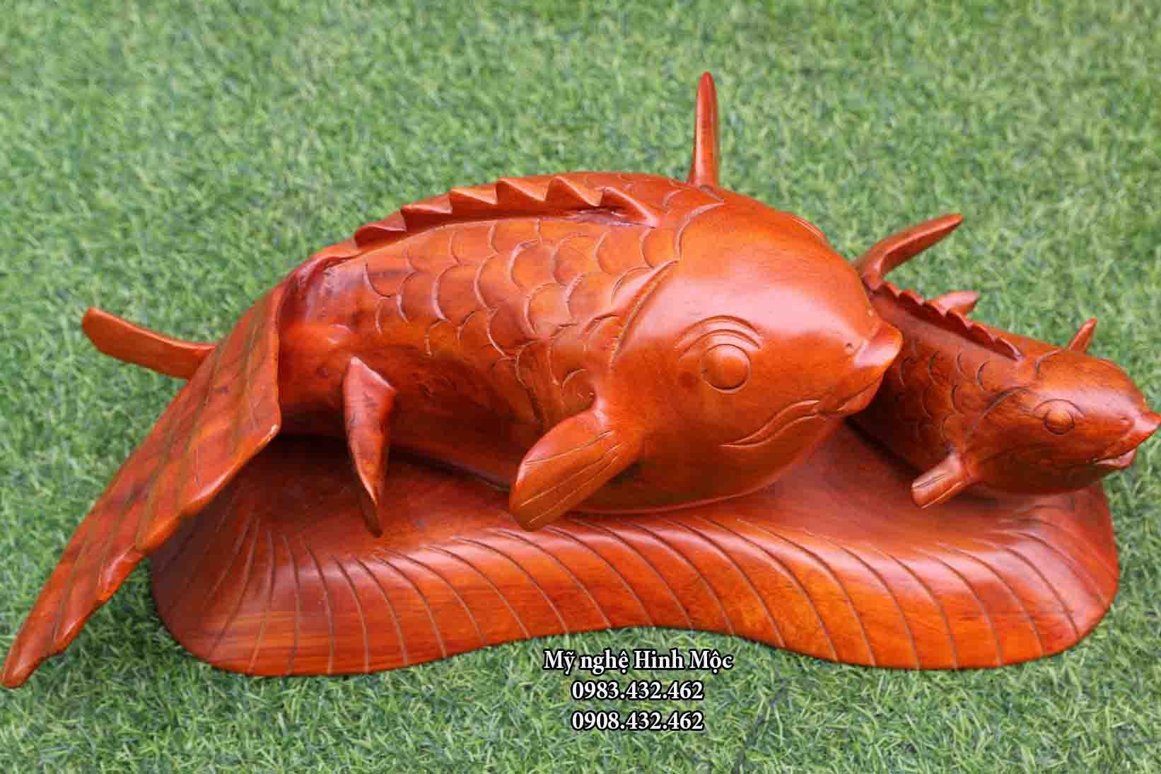 tượng cá chép giá rẻ