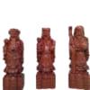 Tượng gỗ 3 ông Phúc Lộc Thọ