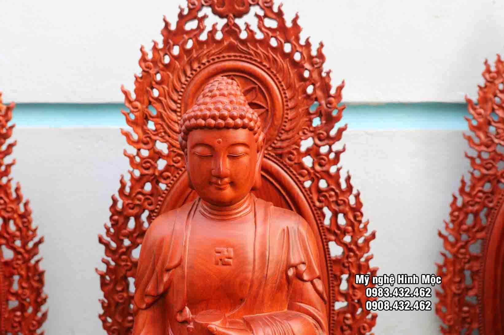 Tây phương Tam Thánh Phật