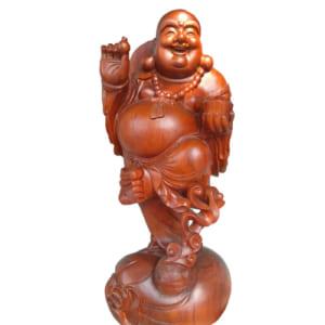 Tượng Phật Di Lặc giá rẻ đứng bao tiền