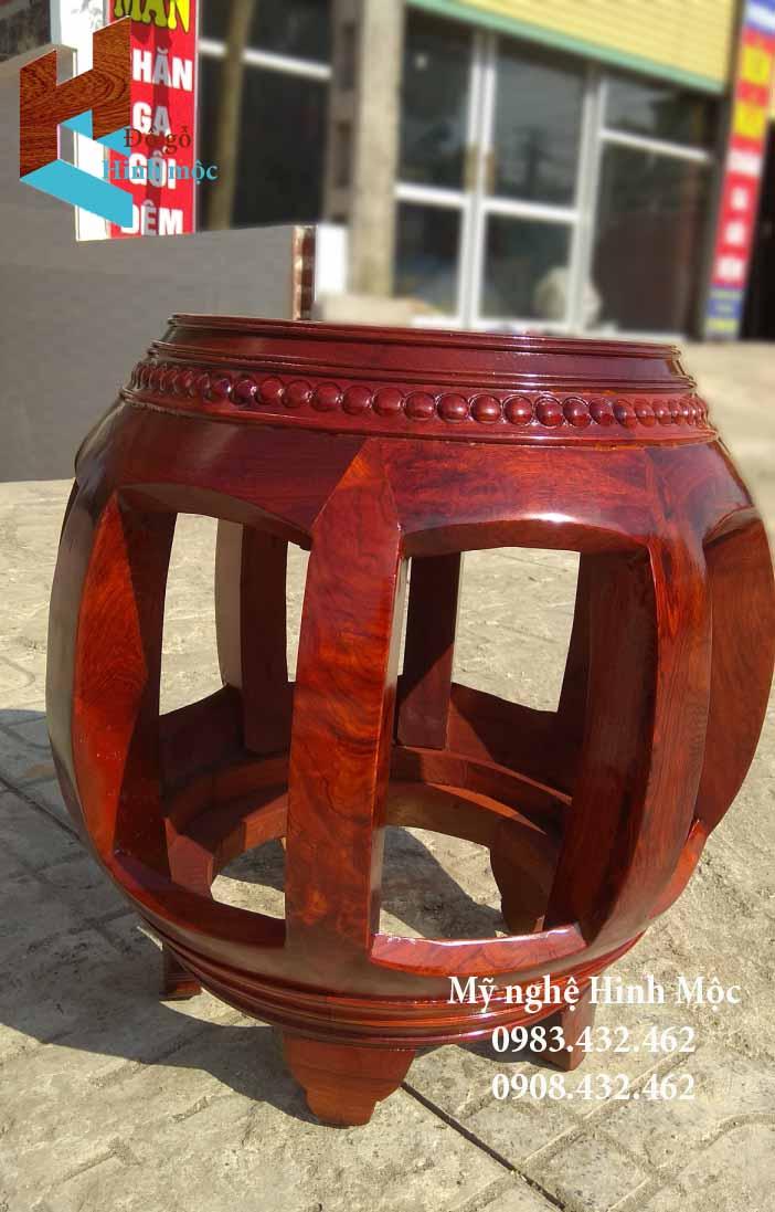 mua đôn gỗ tròn