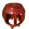 Đon tròn gỗ hương