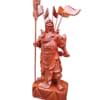 Tượng Quan Công trấn trạch 70cm