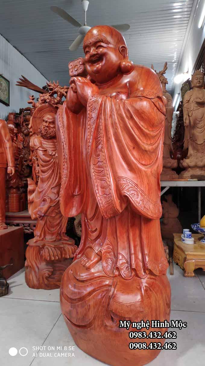 Phật Di Lặc chúc phúc đẹp