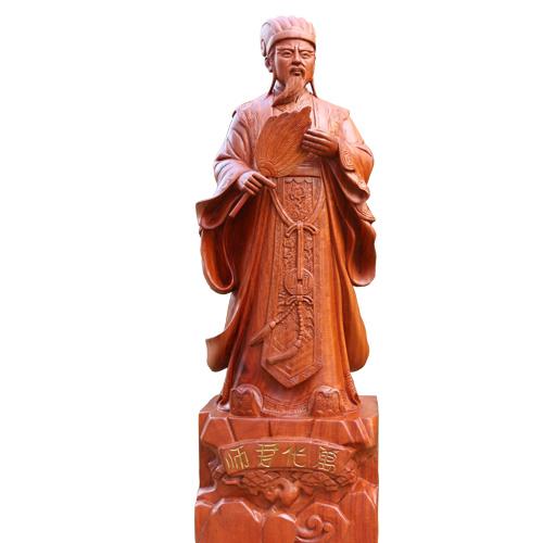 Tượng Khổng Minh phong thủy