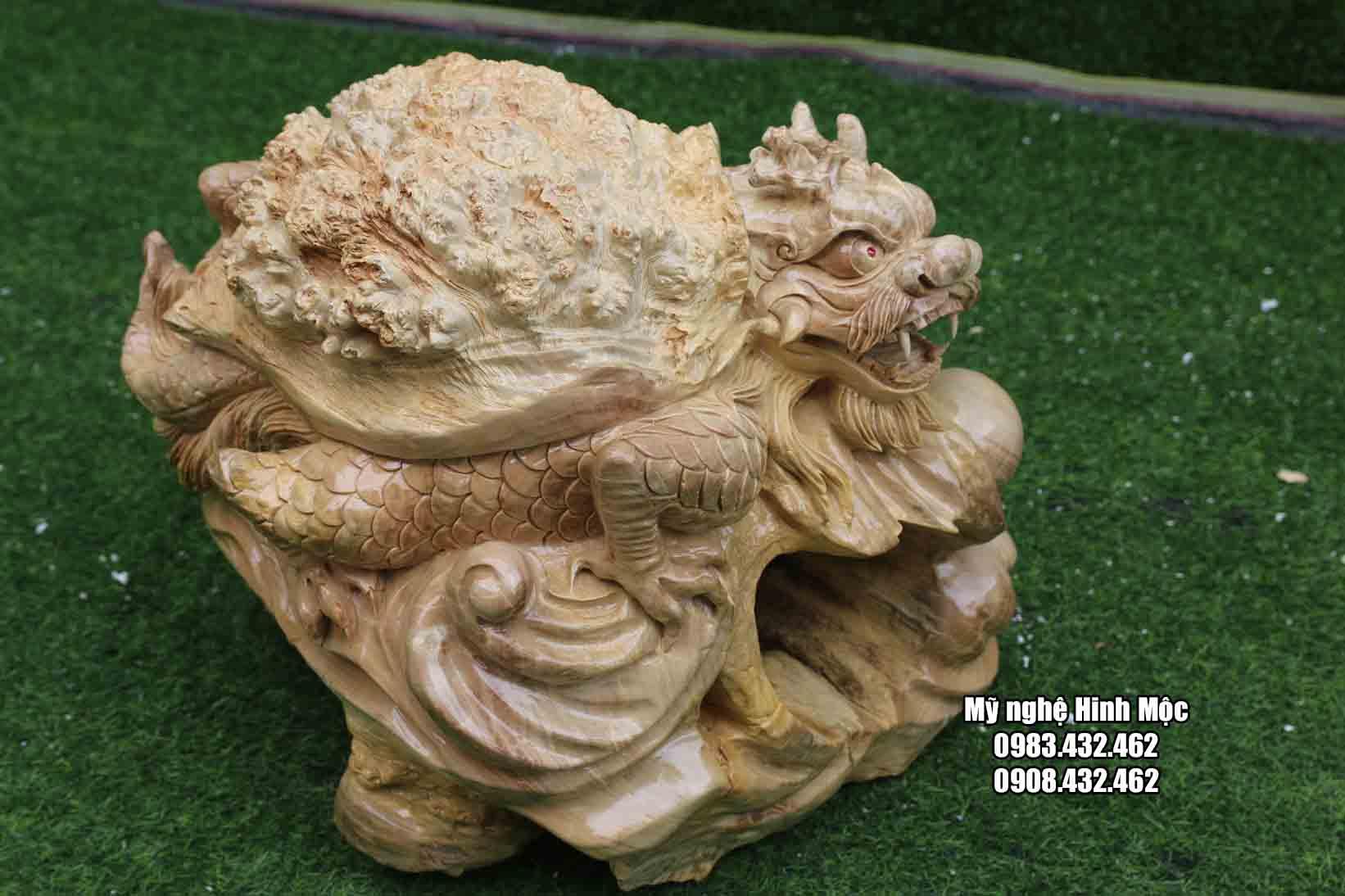 Tượng con rùa đầu rồng