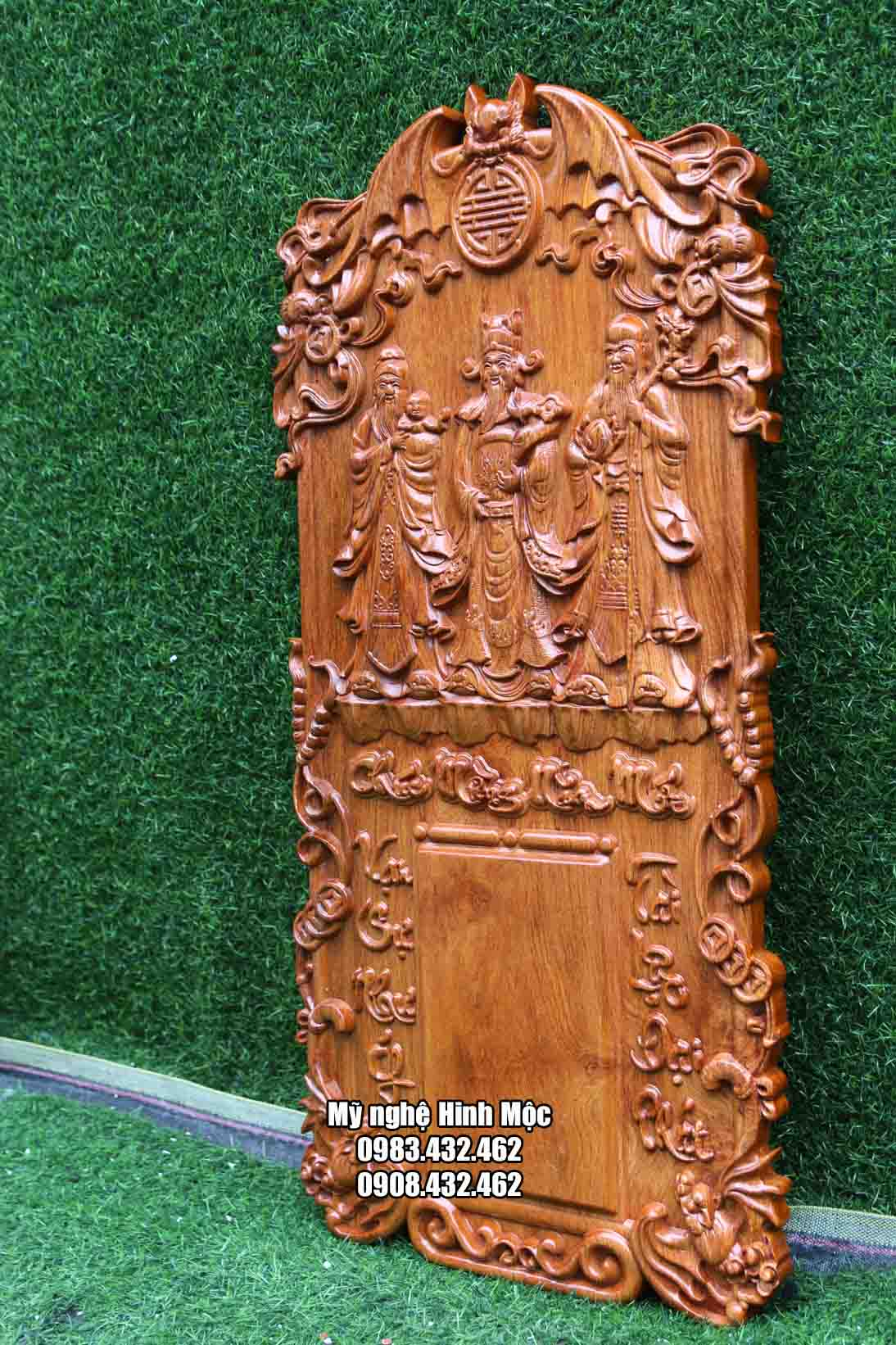 Lốc lịch gỗ tam đa